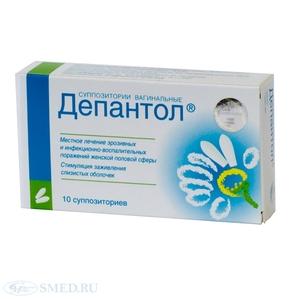 Описание лекарства Депантол