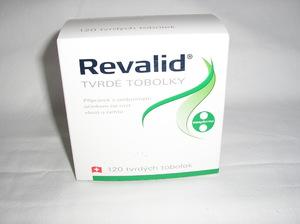 Применение препарата ревалид