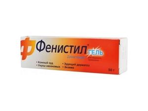 Описание препарата фенистил