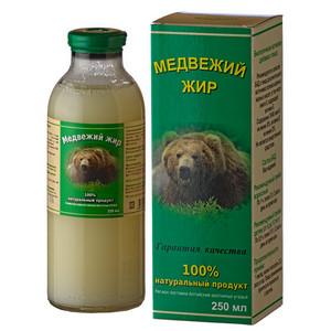 Как используется медвежий жир
