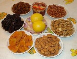 Как правильно делать витаминную смесь