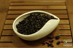 Полезные компоненты черного чая