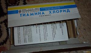 Инструкция по применению уколов тиамина
