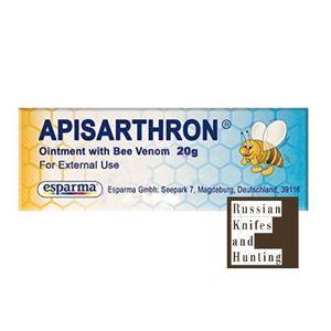 Апизартрон мазь с пчелиным ядом для лечения