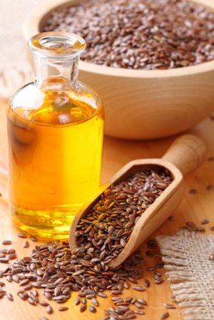 Химический состав льняного масла