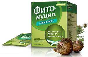 Фитомуцил Слим Смарт для похудения: инструкция