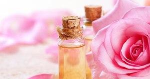 Особенности розового масла