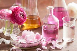 Где применяется розовое масло