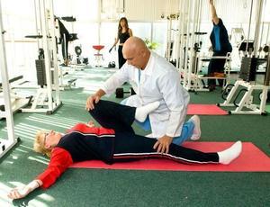 Комплекс лечебных упражнений для восстановления мениска
