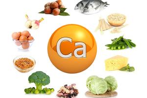В каких продуктах кальций содержится больше всего